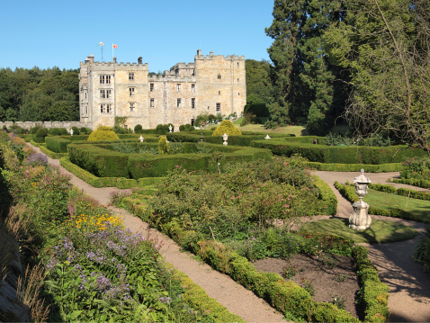 Castle「Chillingham Castle and Gardens, Northumberland」:スマホ壁紙(17)