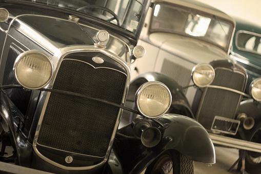 Sepia Toned「Ford Model T - 1900s Cars」:スマホ壁紙(9)