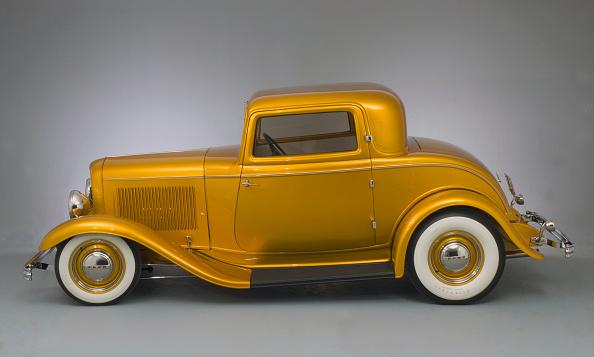 Hot Rod Car「1932 Ford Model B Custom Car」:写真・画像(19)[壁紙.com]