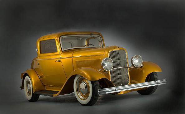 Hot Rod Car「1932 Ford Model B Custom Car」:写真・画像(17)[壁紙.com]