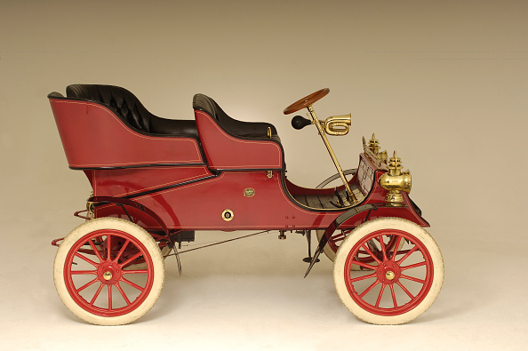 Model - Object「1903 Ford Model A」:写真・画像(13)[壁紙.com]