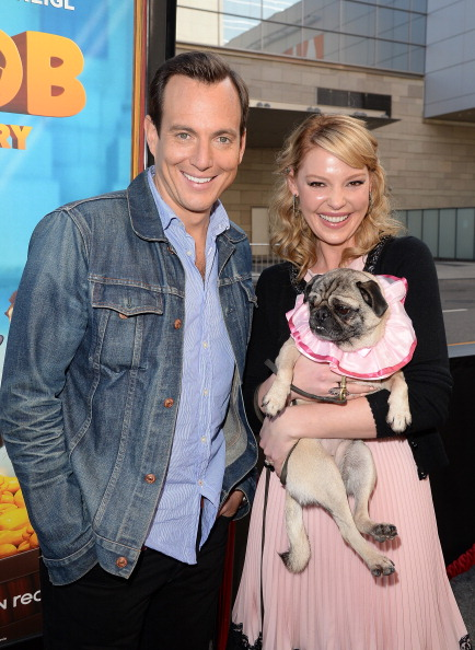 "Katherine Heigl「Premiere Of Open Road Films' ""The Nut Job"" - Red Carpet」:写真・画像(19)[壁紙.com]"
