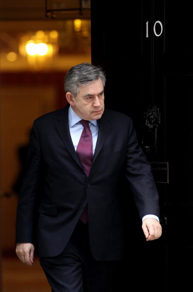 Oli Scarff「Gordon Brown Holds Talks With Turkish Prime Minister」:写真・画像(13)[壁紙.com]
