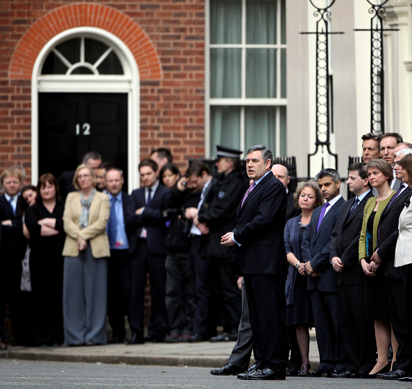 Dan Kitwood「Gordon Brown Ends The Speculation And Calls A General Election」:写真・画像(13)[壁紙.com]