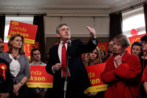 Dan Kitwood「Gordon Brown Campaigns in Constituencies Across London」:写真・画像(10)[壁紙.com]