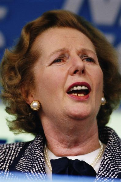 Tom Stoddart Archive「Margaret Thatcher」:写真・画像(0)[壁紙.com]
