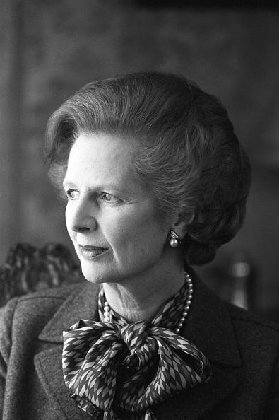 International Landmark「Margaret Thatcher In Downing Street」:写真・画像(1)[壁紙.com]