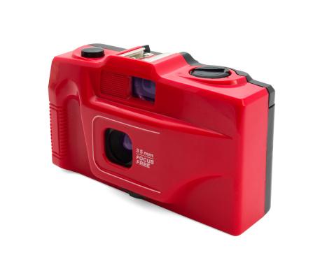 Inexpensive「Red camera」:スマホ壁紙(4)