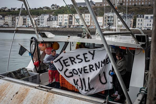 Fisherman「France Threatens A Reprisal As Post-Brexit Fishing Row Deepens」:写真・画像(0)[壁紙.com]