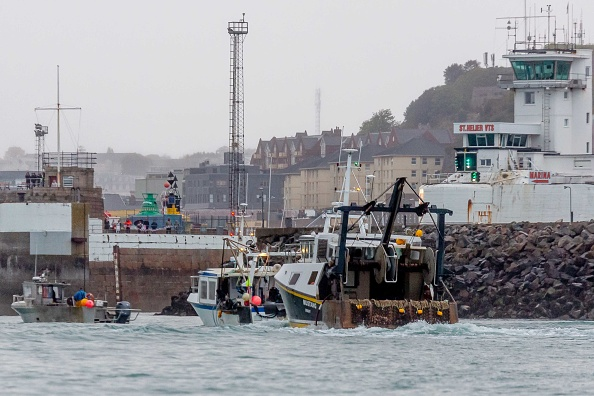 Fisherman「French Fishing Boats Blockade Jersey Harbour In Fishing Rights Row」:写真・画像(18)[壁紙.com]