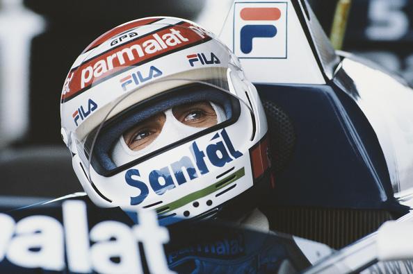 1983「Piquet At Dutch Grand Prix」:写真・画像(17)[壁紙.com]