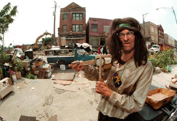 Homemade「The Demise Of Chicago's Maxwell Street」:写真・画像(1)[壁紙.com]