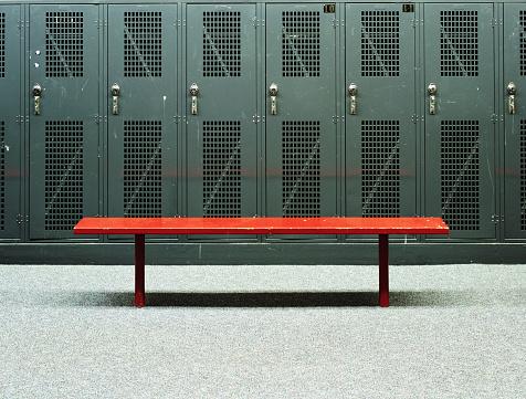 Anticipation「Bench in Locker Room」:スマホ壁紙(3)