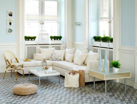 Cool Attitude「Living Room」:スマホ壁紙(7)