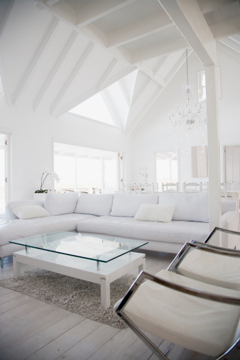 Vertical「Living room」:スマホ壁紙(17)