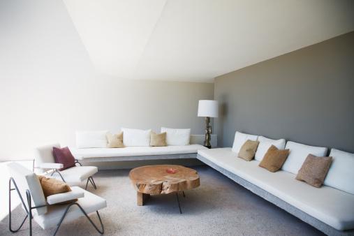 Log「Living room」:スマホ壁紙(5)