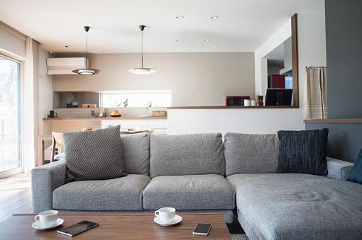 House「Living room」:スマホ壁紙(15)