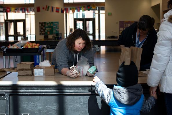 Meal「Schools Across The U.S. Close To Help Stop Spread Of Coronavirus」:写真・画像(18)[壁紙.com]