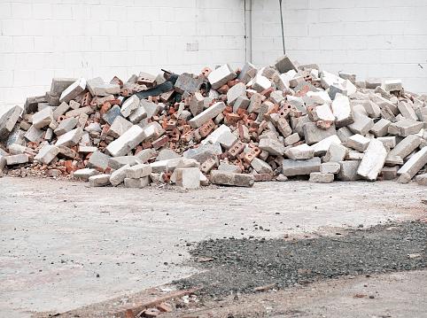 Earthquake「Demolition Rubble」:スマホ壁紙(15)