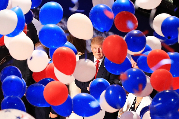 US Republican Party「Republican National Convention: Day Four」:写真・画像(9)[壁紙.com]