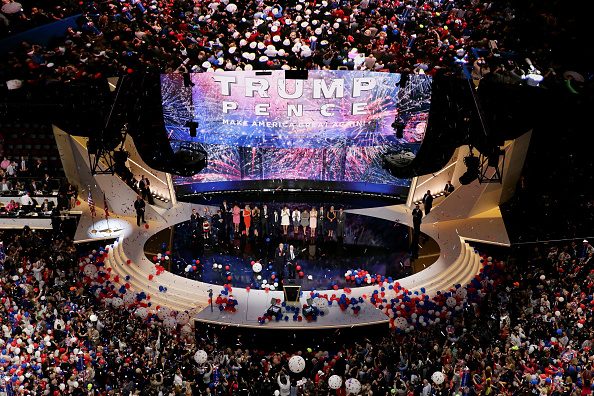 2016 United States Presidential Election「Republican National Convention: Day Four」:写真・画像(15)[壁紙.com]