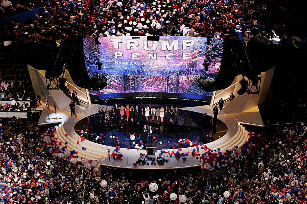 Republican National Convention: Day Four:ニュース(壁紙.com)
