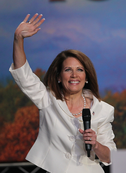 Scott Olson「Republican Candidates Vie For First Votes In Iowa Straw Poll」:写真・画像(18)[壁紙.com]