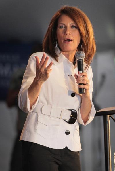 Scott Olson「Republican Candidates Vie For First Votes In Iowa Straw Poll」:写真・画像(17)[壁紙.com]