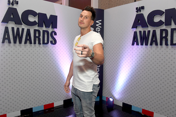 Cumulus Cloud「54th Academy Of Country Music Awards Cumulus/Westwood One Radio Remotes - Day 1」:写真・画像(6)[壁紙.com]