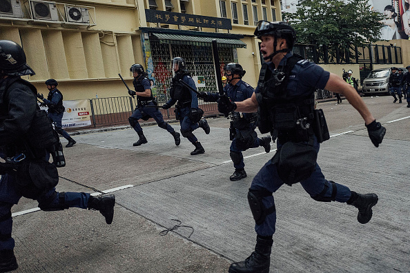 Chinese Culture「Riots In Hong Kong During Chinese New Year」:写真・画像(12)[壁紙.com]