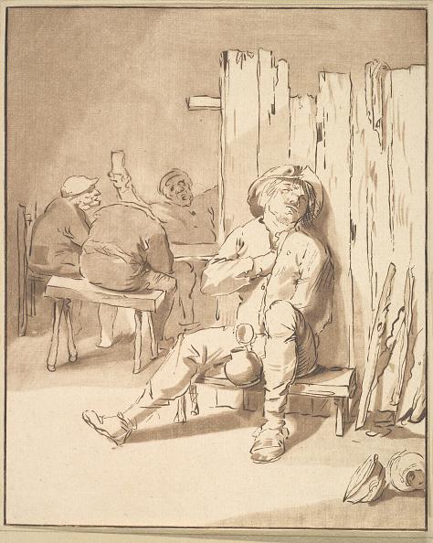 Etching「Drunken Farmer In An Inn」:写真・画像(12)[壁紙.com]