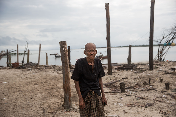 Fisherman「Construction Continues On The Dawei Special Economic Zone」:写真・画像(1)[壁紙.com]