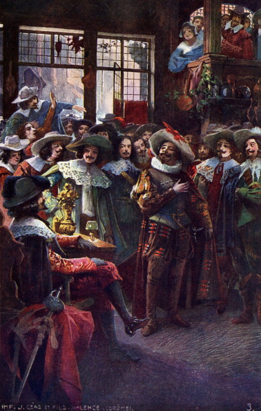 Painting - Art Product「Savinien Cyrano de Bergerac -」:写真・画像(14)[壁紙.com]