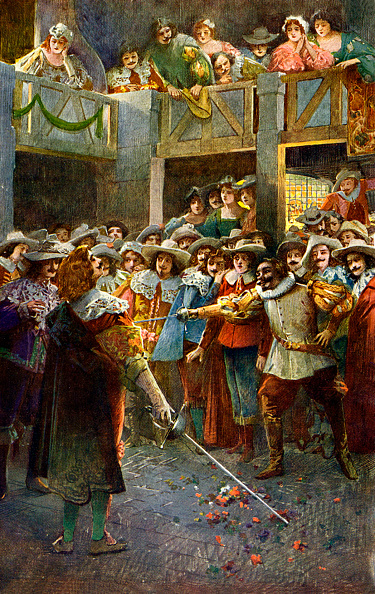 Painting - Art Product「Savinien Cyrano de Bergerac -」:写真・画像(8)[壁紙.com]