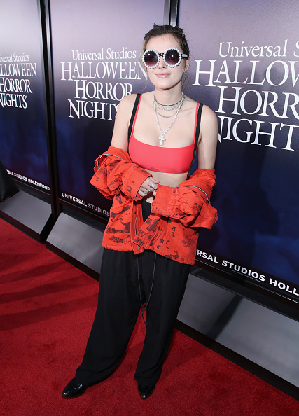 Horror「Halloween Horror Nights 2018 At Universal Studios Hollywood」:写真・画像(9)[壁紙.com]