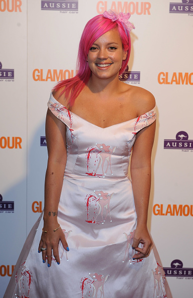 Giles「Glamour Woman Of The Year Awards - Arrivals」:写真・画像(4)[壁紙.com]