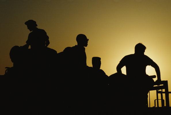 Tom Stoddart Archive「US Gulf War Troops」:写真・画像(14)[壁紙.com]