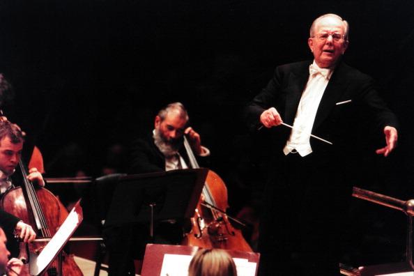Hiroyuki Ito「Wolfgang Sawallisch At Carnegie Hall」:写真・画像(14)[壁紙.com]
