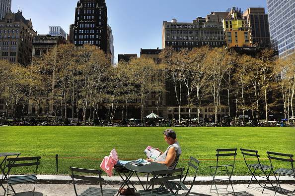 Heat - Temperature「Temperatures In New York City Reach 80 Degrees」:写真・画像(14)[壁紙.com]