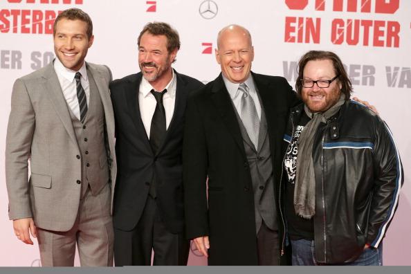 John Moore「'Die Hard - Ein Guter Tag Zum Sterben' Germany Premiere」:写真・画像(17)[壁紙.com]