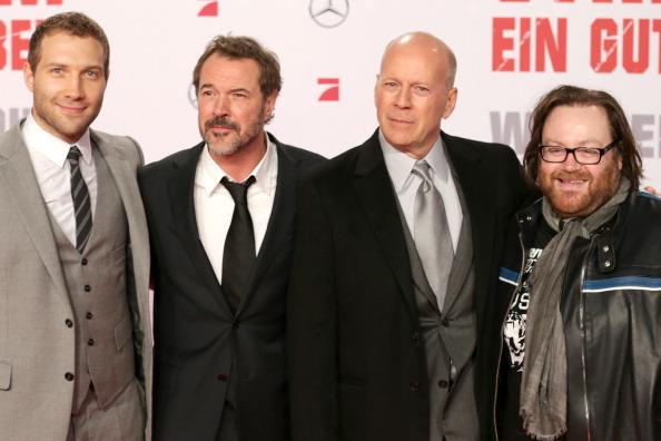 John Moore「'Die Hard - Ein Guter Tag Zum Sterben' Germany Premiere」:写真・画像(16)[壁紙.com]