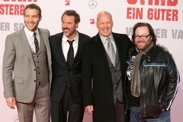 John Moore「'Die Hard - Ein Guter Tag Zum Sterben' Germany Premiere」:写真・画像(19)[壁紙.com]