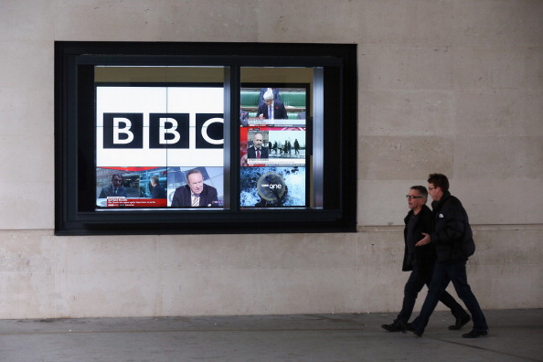 Headquarters「Crisis Talks Continue At The BBC Following The Resignation Of Director General George Entwistle Over The Newsnight Scandal」:写真・画像(14)[壁紙.com]