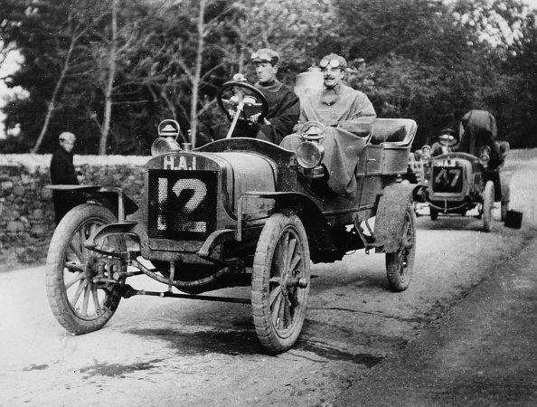 1900「1906 Thornycroft Tt Car」:写真・画像(18)[壁紙.com]