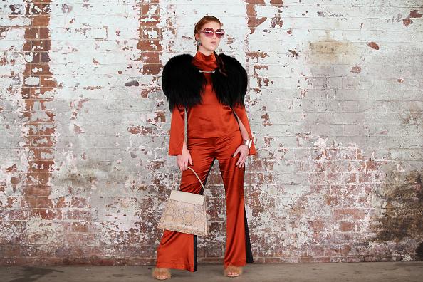 Slit - Clothing「Street Style - Mercedes-Benz Fashion Week Australia 2019」:写真・画像(3)[壁紙.com]