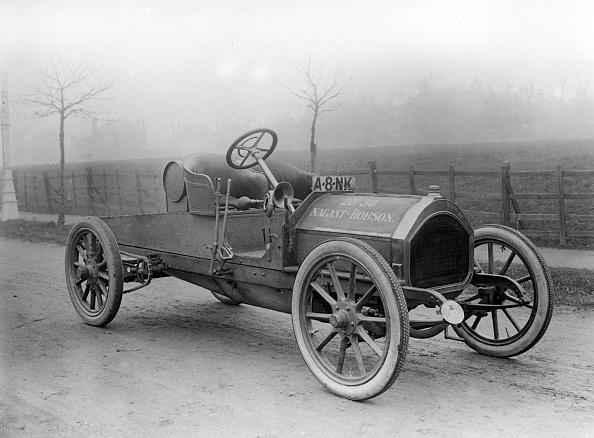 1900「1909 Nagant - Hobson 20-30Hp. Creator: Unknown.」:写真・画像(5)[壁紙.com]