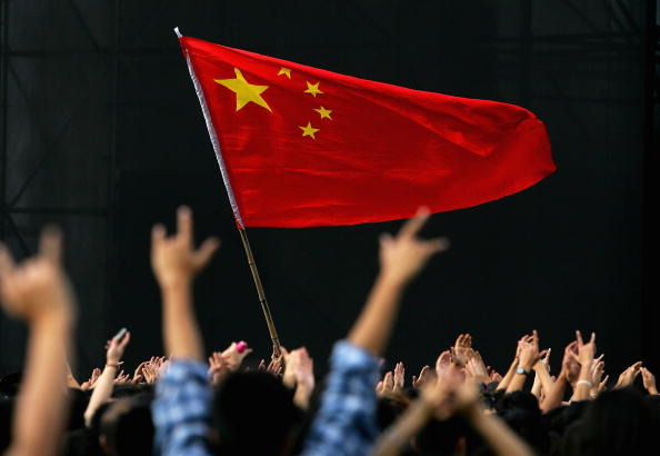 Chinese Culture「People Celebrate National Day」:写真・画像(6)[壁紙.com]