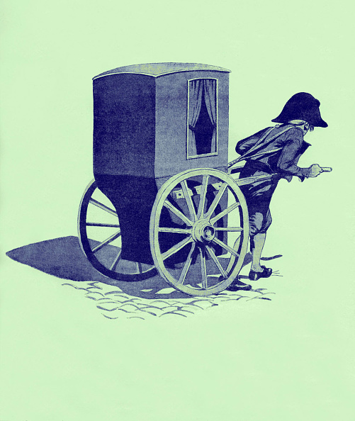Condiment「18th century vinaigrette (two wheeled carriage)」:写真・画像(11)[壁紙.com]