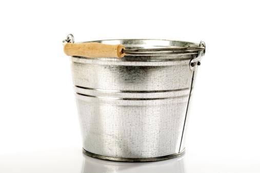 Handle「Zinc bucket, close-up」:スマホ壁紙(9)
