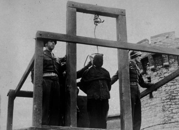 Hanging「Sentenced To Death」:写真・画像(2)[壁紙.com]